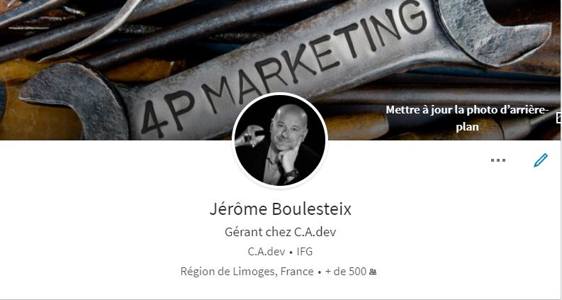 Photo couverture LinkedIn